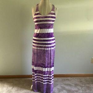 Dresses & Skirts - Purple Tank Dress Never Worn